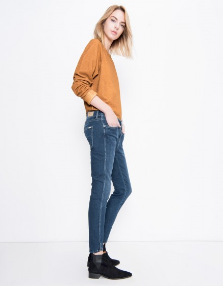 Cropped Skinny jean Daytona - DENIM B-71