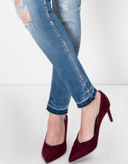 Skinny jean Nelly - DENIM M-05