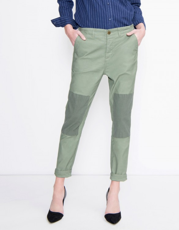 Pantalon street Patty Patch - KAKI