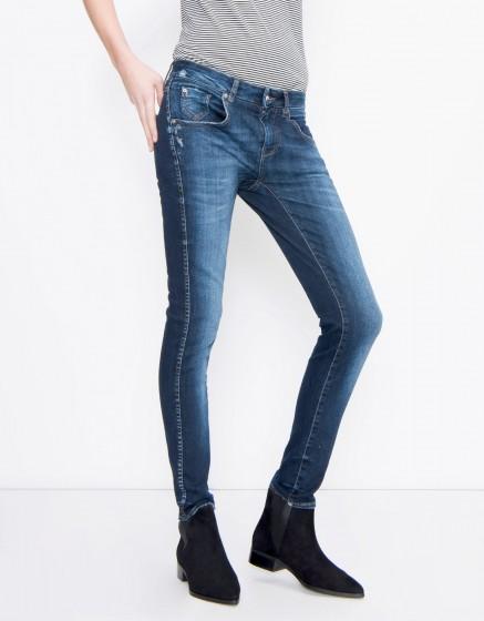 Jean skinny boy Lenny - DENIM M-01