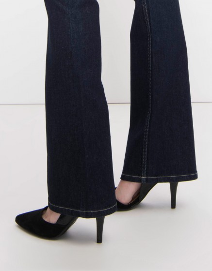 Flare jean Phoebe - DENIM BR-55