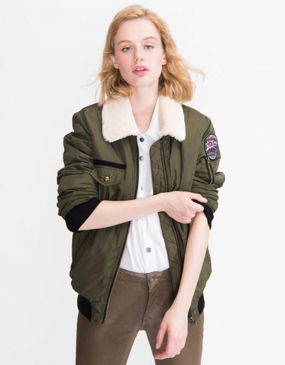 Bombers jacket Blaine - KAKI