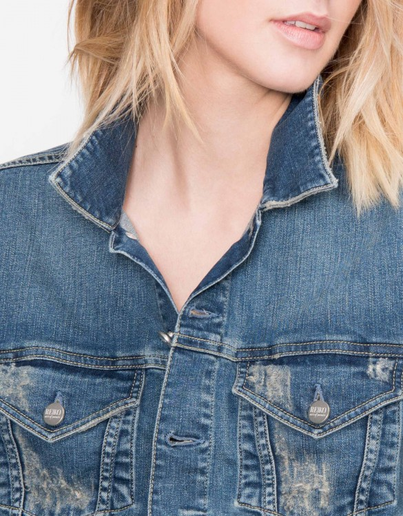 Jean jacket Vega - DENIM BLUE