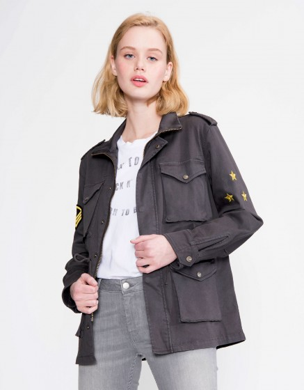 Veste Army - CARBONE