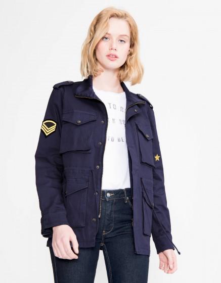 Jacket Army - NAVY