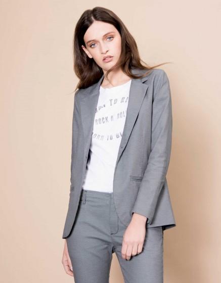 Blazer jacket Blair Fancy - STONE